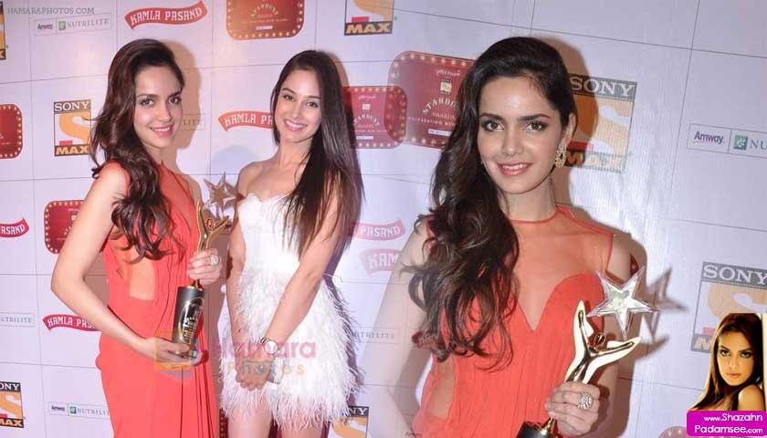 Shazahn Padamsee Gaurav Gupta Stardust Awards 2013