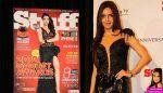 Shazahn Padamsee In Short Black Dress