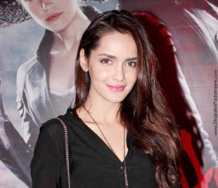 Shazahn Padamsee at the screening of Hansel and Gretel