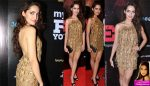 Shazahn Padamsee at My Fav DJ Awards