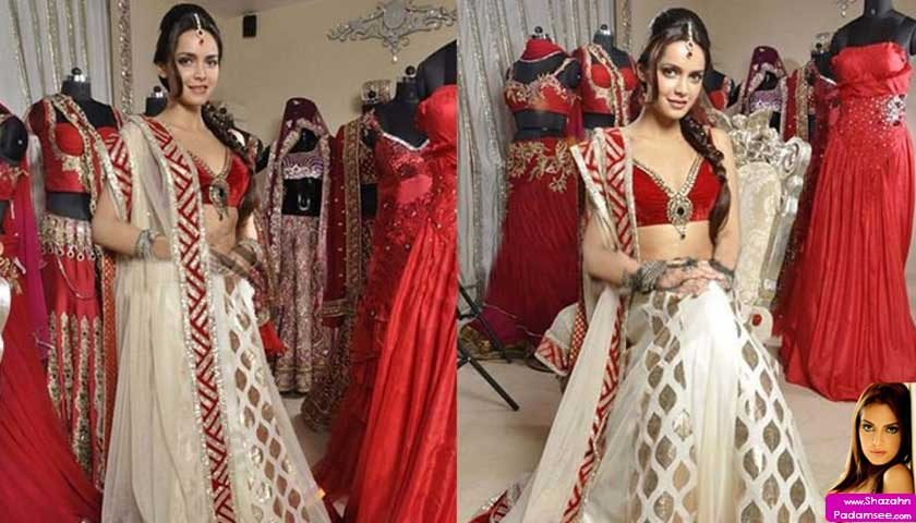Shazahn Padamsee - The Modern Indian Bride